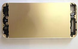Lộ diện iPhone 5S phiên bản vàng