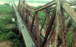 Độc đáo clip về cầu Long Biên qua ống kính smartphone