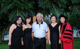 Chân dung ái nữ 'siêu nhân' của CEO DongA Bank