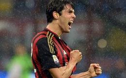 Về Milan, Kaka bất ngờ sáng cửa dự World Cup 2014