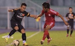 U23 Việt Nam đại thắng CLB TP.HCM