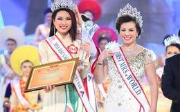 Hoa hậu Ngọc Anh bật khóc, bà Kim Hồng có thể kiện kẻ tung tin đồn