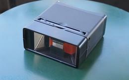 Kính Poppy biến iPhone thành thiết bị quay video và chụp ảnh 3D