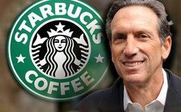 CEO Starbucks: Giấc mơ làm giàu của một chàng trai ở khu ổ chuột