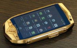 10 chiếc điện thoại sang trọng nhất thế giới năm 2013
