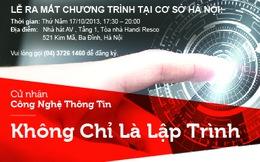 RMIT ra mắt ngành Công nghệ Thông tin tại Hà Nội