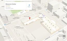 Google Maps cập nhật cho iOS, hỗ trợ bản đồ trong nhà trên iPad