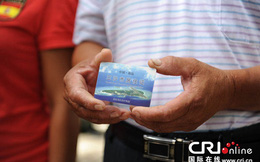 Hình ảnh gây phẫn nộ: Trung Quốc cấp giấy cư trú phi pháp ở Hoàng Sa