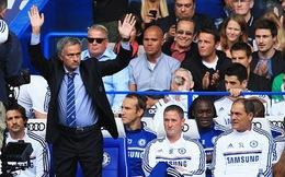 Oscar mở tỷ số, Mourinho ngạo nghễ ăn mừng trên Stamford Bridge