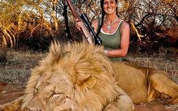 """Nữ MC """"tử thần"""" chuyên đi săn động vật quý hiếm"""