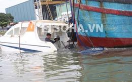 Vụ chìm canô tại Cần Giờ: Biên phòng ra sớm nhưng để tiếp nhiên liệu