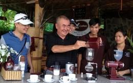 Cà phê chồn: 'Liều thuốc' giải cứu cà phê Việt