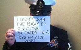 Căng thẳng Syria: Lính Mỹ phản chiến, chống lệnh Tổng thống?
