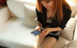 """Trốn người yêu đi ăn """"phở"""" có thể bị phát hiện nếu sử dụng iOS 7"""