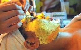 Dùng vàng trong làm đẹp: Không tác dụng bằng bạc, đồng