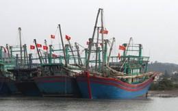 8 ngư dân cùng chiếc tàu đánh cá mất liên lạc