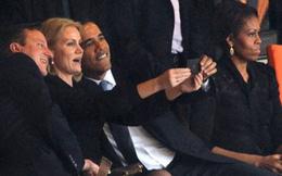 Sự thật bức ảnh 'tự sướng' của Obama trong lễ tang Mandela