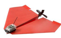 Thiết bị giúp điều khiển máy bay giấy bằng smartphone