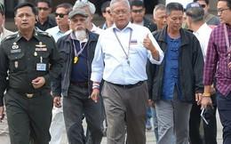 """""""Thủ lĩnh biểu tình Thái Lan đi ngược tiến trình dân chủ"""""""