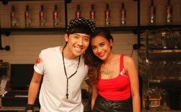 DJ Myno gợi cảm vui đùa cùng Trấn Thành