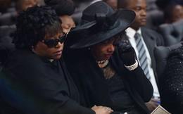 Nước mắt trong lễ tang lớn nhất thế giới của huyền thoại Mandela