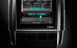 """10 sản phẩm đồng hồ """"khủng"""" cho fan công nghệ"""