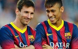 Sốc: Lương Messi còn chẳng bằng Neymar