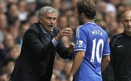 """""""Đội ơn"""" Mata, Jose Mourinho thưởng lớn tiền vệ người TBN"""
