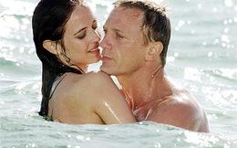 """Tuyệt chiêu James Bond chinh phục Vesper Lynd trong """"Casino Royale"""" (P3)"""