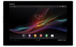 Sony Xperia Tablet Z - máy tính bảng mỏng nhẹ nhất thế giới