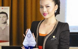 Nữ giám đốc trẻ đẹp từng là Hoa khôi Huế