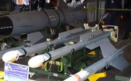 """Không quân Thái Lan khoe loạt tên lửa """"khủng"""""""