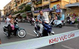 Gần Tết, Hà Nội hạn chế hàng loạt tuyến đường