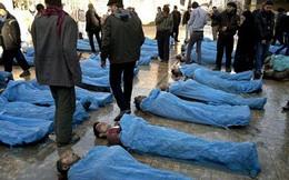 Tìm thấy 71 xác chết bị trói tay ở Syria