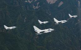Không quân Trung Quốc chưa phải đối thủ của Nhật Bản