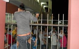 Giáp Tết, 400 công nhân bao vây công ty vì bị quỵt tiền thưởng