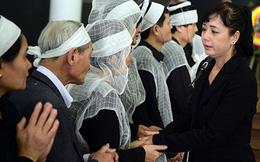 Nghệ sĩ rơi nước mắt đưa tiễn đạo diễn Hải Ninh