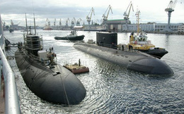 Tàu ngầm Kilo Việt Nam sẽ vượt trội Kilo Trung Quốc