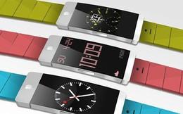 Thiết kế giả tưởng đồng hồ thông minh Apple đẹp lung linh