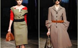 Váy bất đối xứng đỉnh cao của Prada