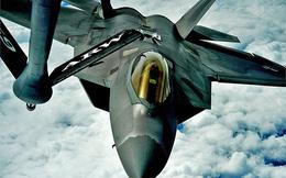 'Soi' từng chi tiết siêu chiến cơ F-22 Mỹ