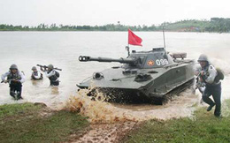 'Quả đấm thép' của Lục quân Việt Nam