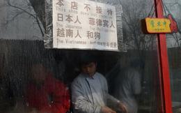 Nhà hàng ở Bắc Kinh gỡ tấm biển kỳ thị chủng tộc
