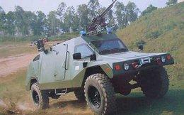 Xe trinh sát bọc thép hiện đại nhất Việt Nam