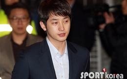 Park Shi Hoo lộ vẻ mệt mỏi sau 10 tiếng bị thẩm vấn