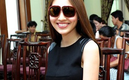 Giải bạc siêu mẫu Huỳnh Thanh Tuyền yên phận ở nhà chăm con