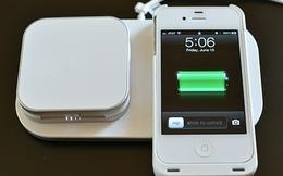 Sạc pin không dây - Xu hướng smartphone 2013