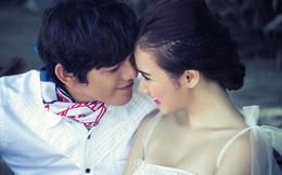 Ảnh cưới lãng mạn của Angela Phương Trinh và 'bạn trai' trên biển