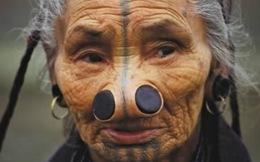 Những bộ lạc mang dung nhan quái lạ nhất quả đất