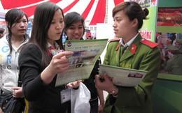 Các trường khối công an công bố thông tin tuyển sinh